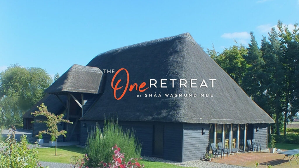 The One Retreat I'll be attending this week